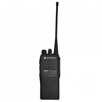 MOTOROLA GP328 UHF 4W Walkie Talkie - 5KM