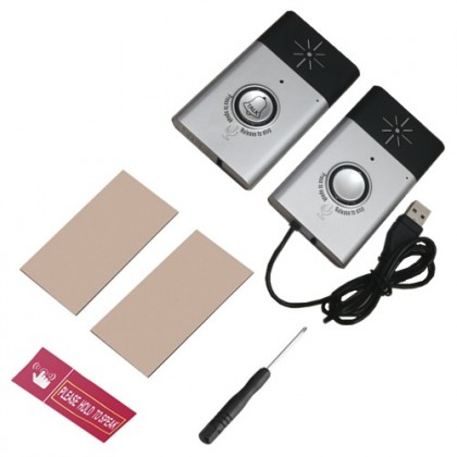 H6 Wireless 2 Way Voice Intercom Doorbell